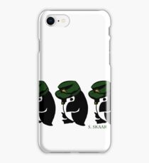 Cold Warriors iPhone Case/Skin