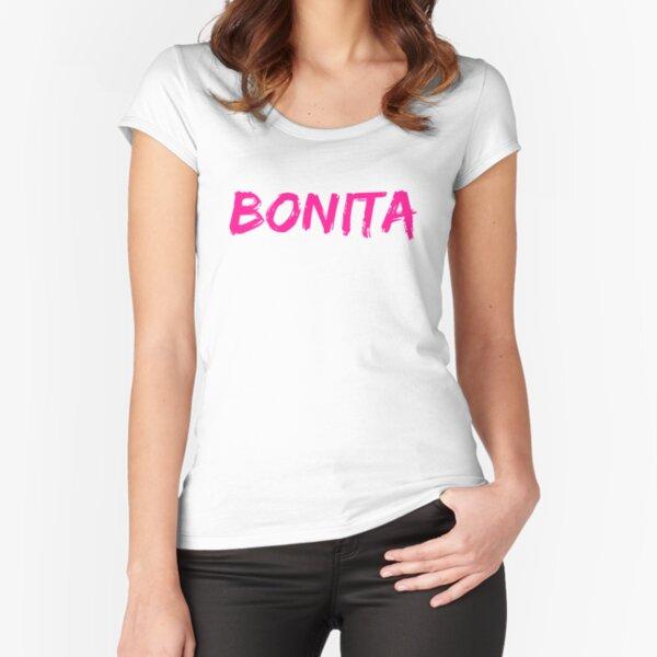 Bonita Fitted Scoop T-Shirt