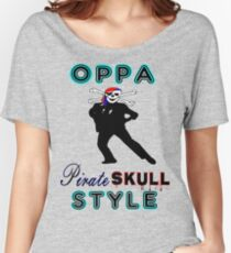 ★ټPirate Skull Style Hilarious Clothing & Stickersټ★ Women's Relaxed Fit T-Shirt