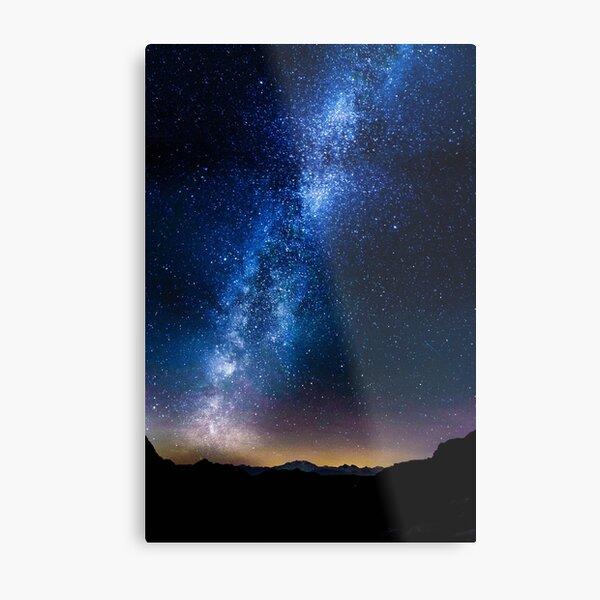 Milky Way - Via Lattea Metal Print