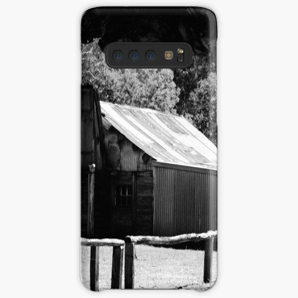 Frys Hut B & W Samsung Galaxy Snap Case