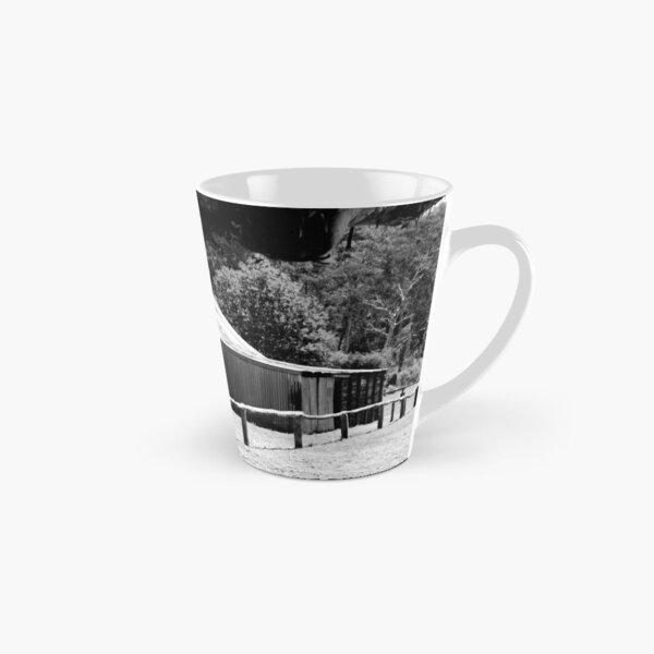 Frys Hut B & W Tall Mug