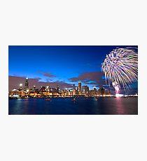 Celebrating Chicago Photographic Print