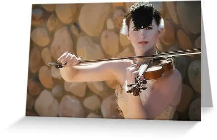 Are you fiddling with me? by Randy Turnbow