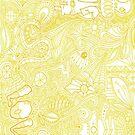 'Manipura' Solar Plexus Chakra by Skyler Wefer