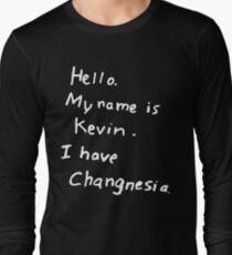 Changnesia Long Sleeve T-Shirt