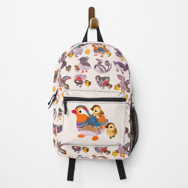 Duck and Duckling Backpack