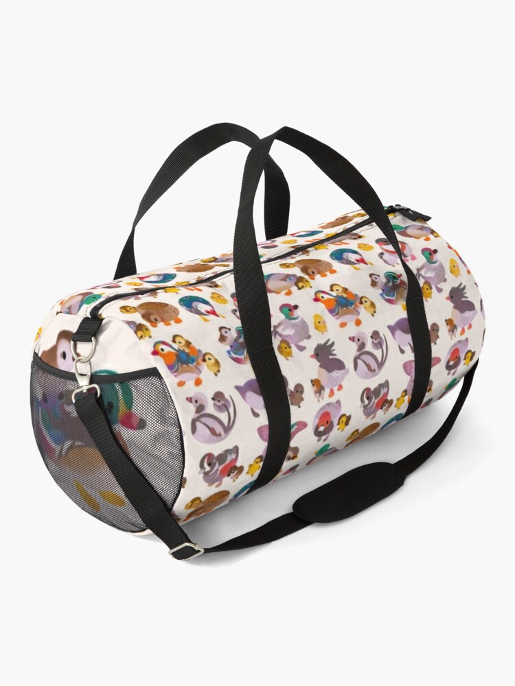 Alternate view of Duck and Duckling Duffle Bag