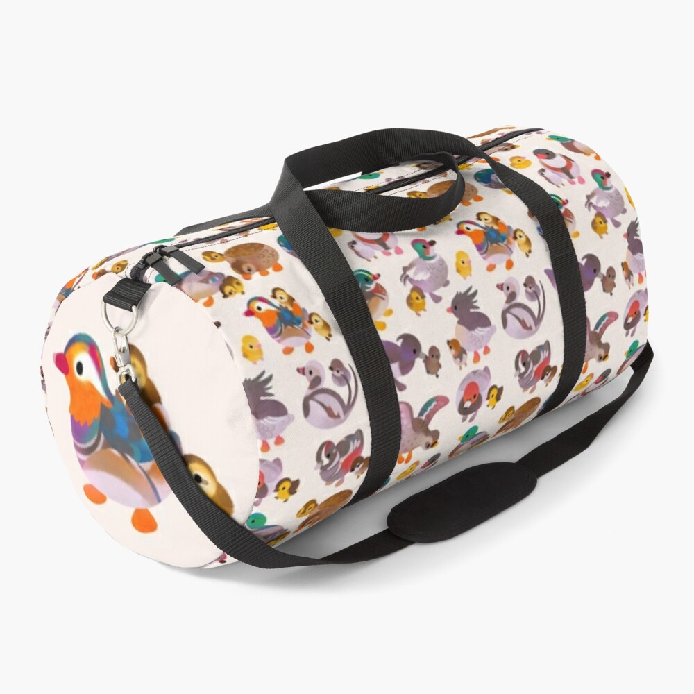 Duck and Duckling Duffle Bag
