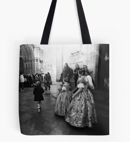 Rehearsing Tradition .. Tote Bag