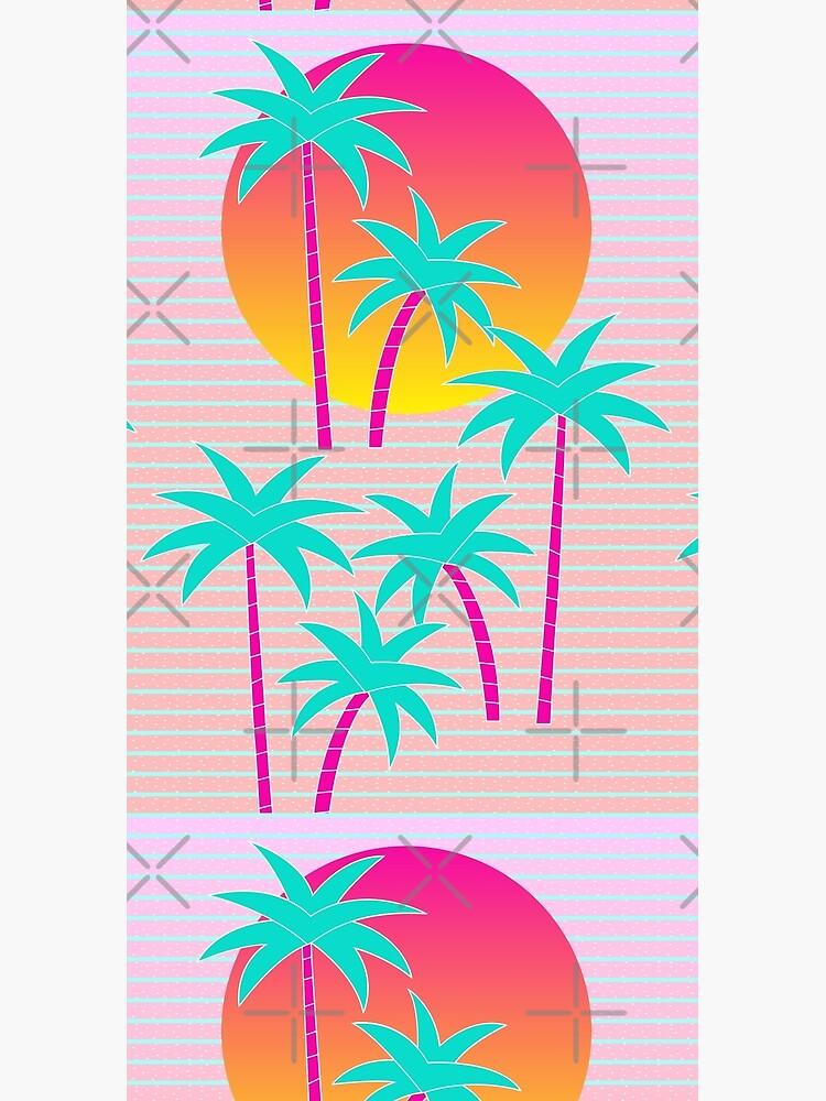 Hello Miami Sunset by SilverPegasus