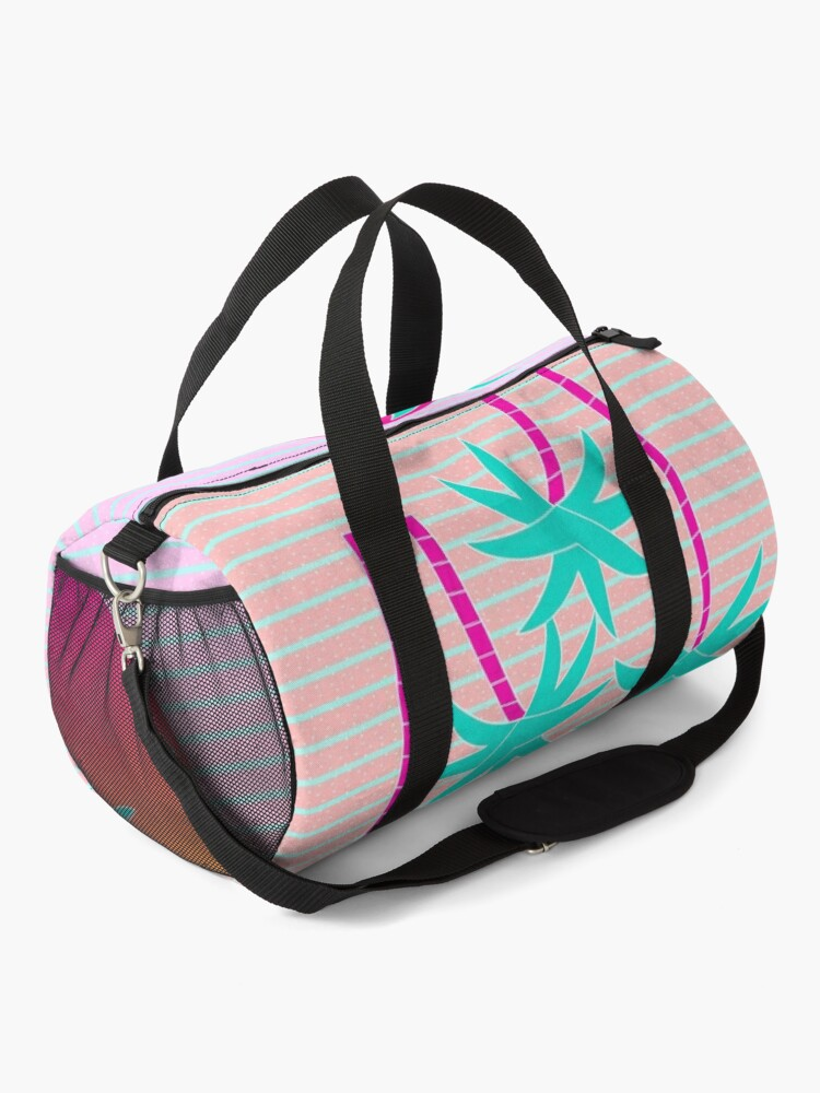 Alternate view of Hello Miami Sunset Duffle Bag