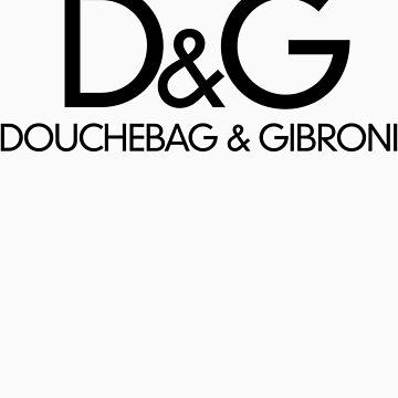 Douchebag & Gibroni by BoomShirts