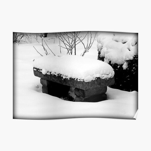 Freshly Fallen Snow © Poster