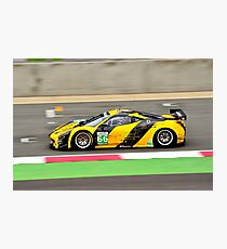 Ferrari F458 GT2 No 66 Photographic Print