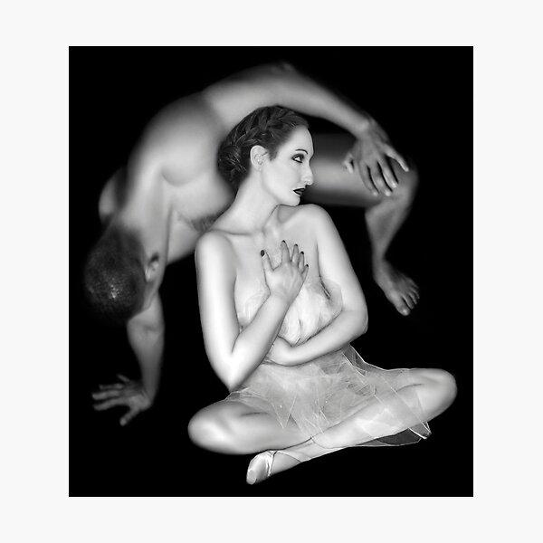 Othello and Desdemona, Vow Photographic Print