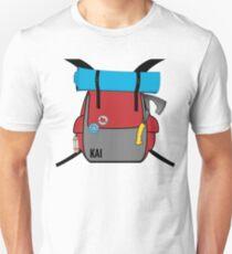 Kai The Hitchhiker Unisex T-Shirt