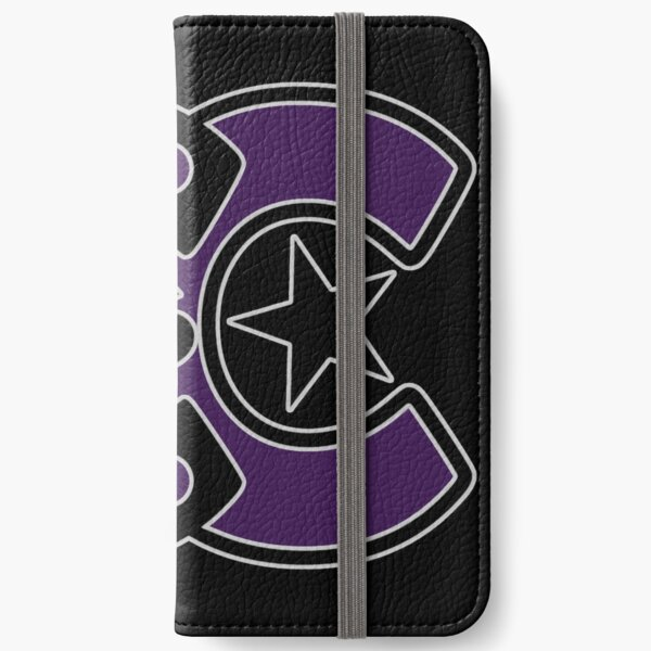 Cabaret vs Cancer - Panther iPhone Wallet