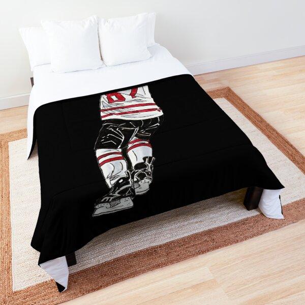Golden Goal (Black) Comforter
