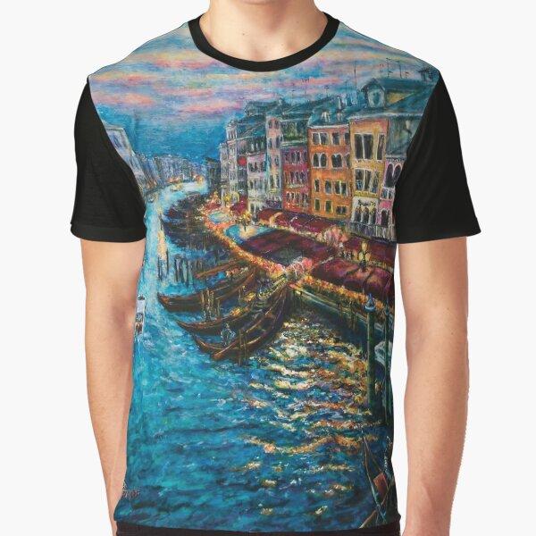 Venice Carnival 2019 Graphic T-Shirt