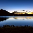 Sunrise - Pretty Valley Pondage by Mark  Lucey
