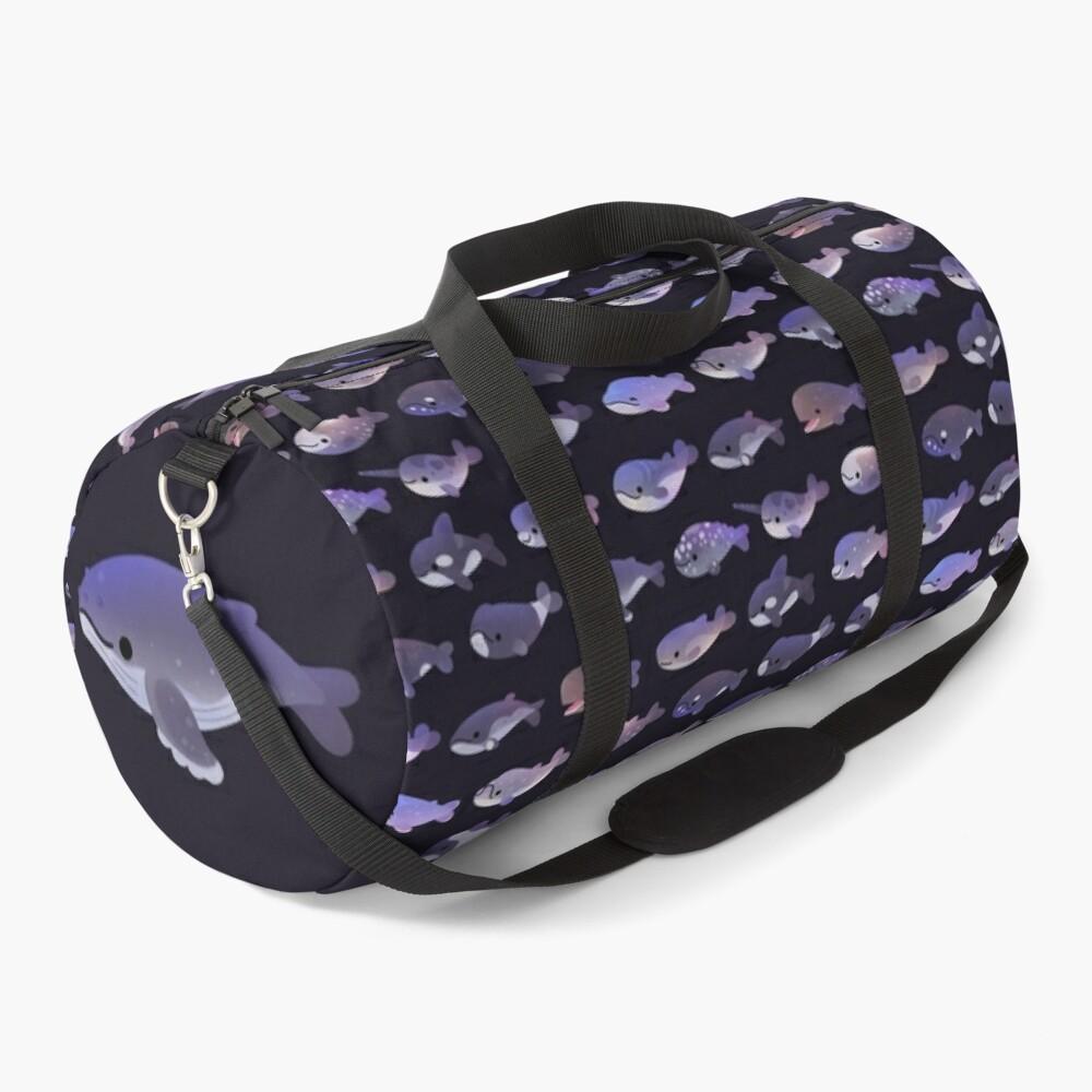 Whale Day Duffle Bag