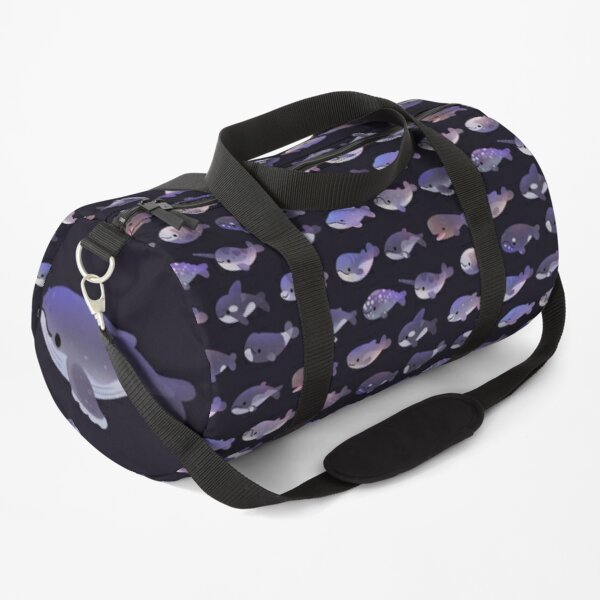 Whale Day Duffle Bag