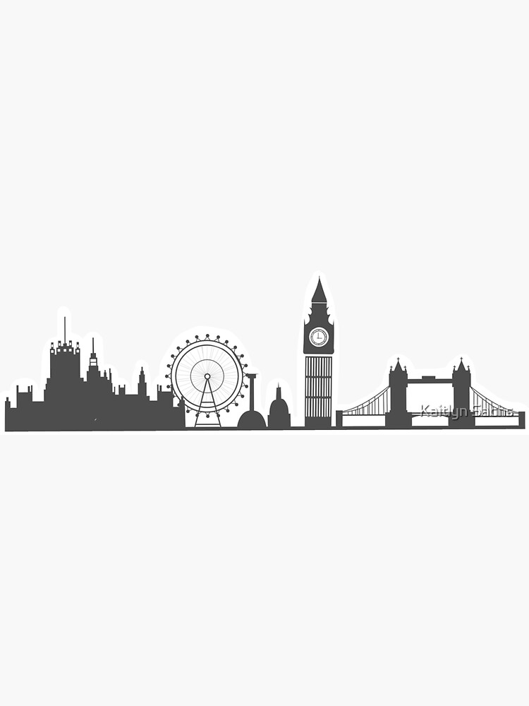 London Cityscape by sketch-uswnt