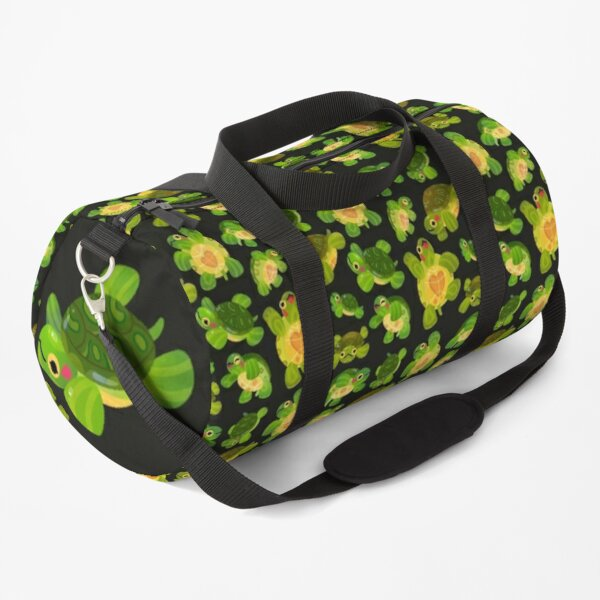 Red-eared slider - Dark Duffle Bag