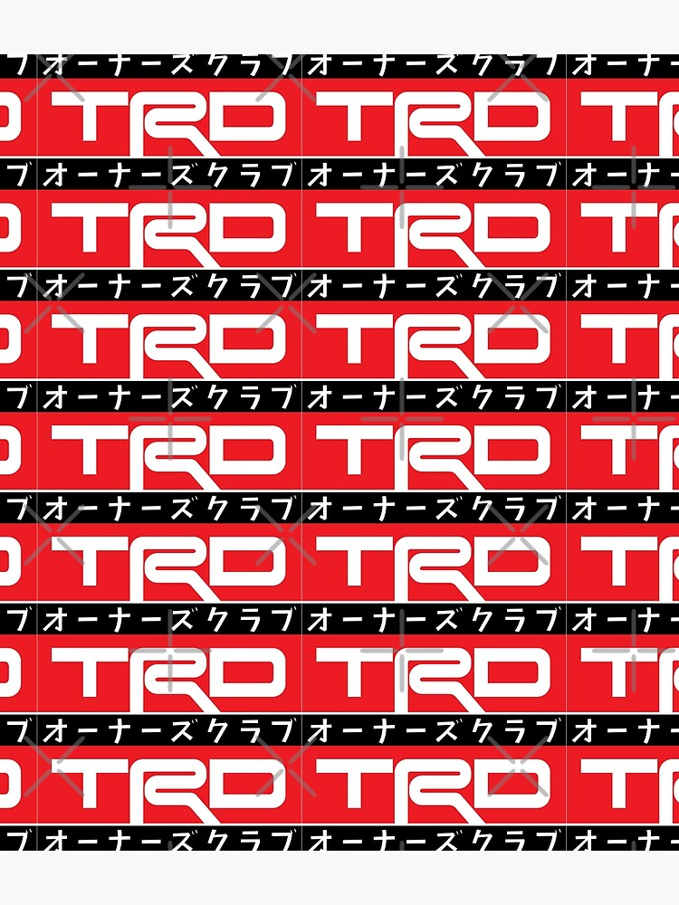 TRD OWNERS CLUB by JDMShop