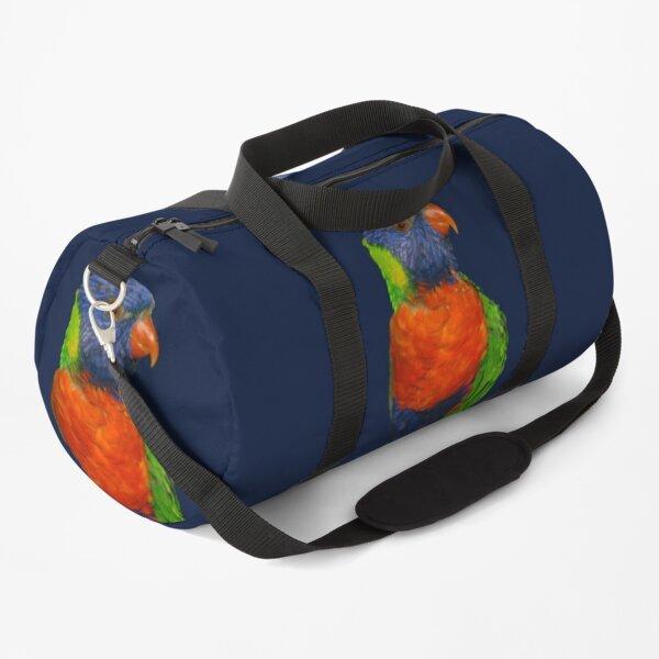 Rainbow Lorikeet Duffle Bag