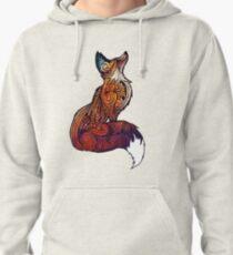 Space Fox Pullover Hoodie