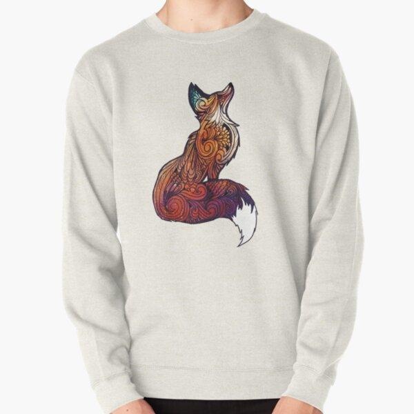 Space Fox Pullover