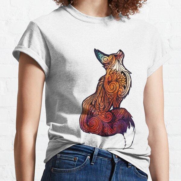 Space Fox Classic T-Shirt