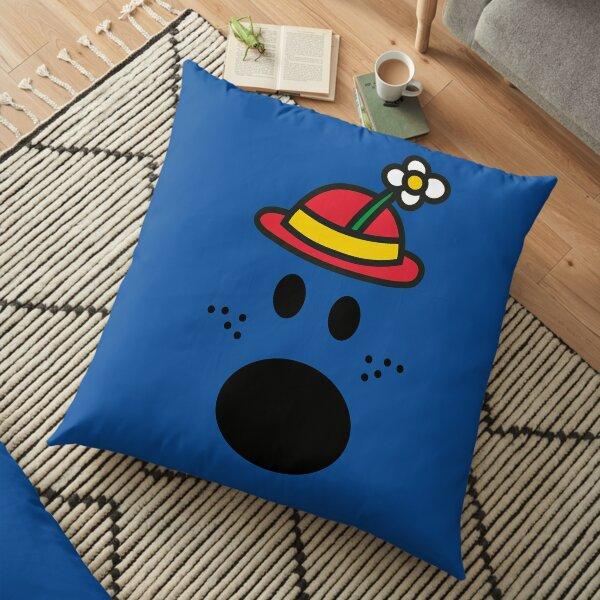 Little Miss Bossington Floor Pillow
