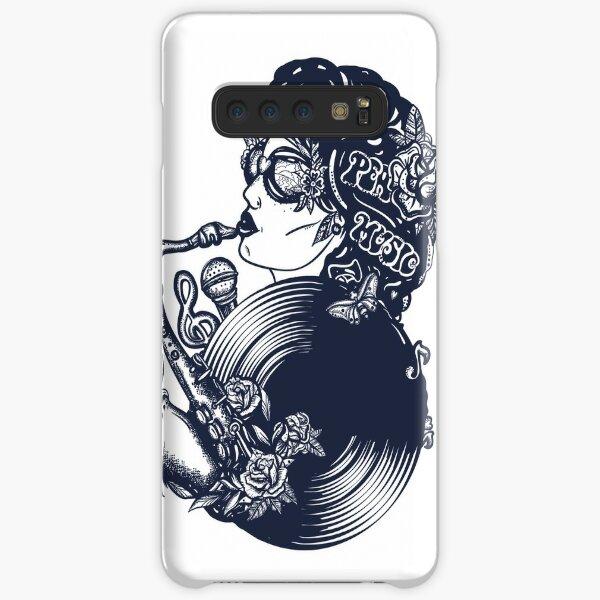 Love music Samsung Galaxy Snap Case