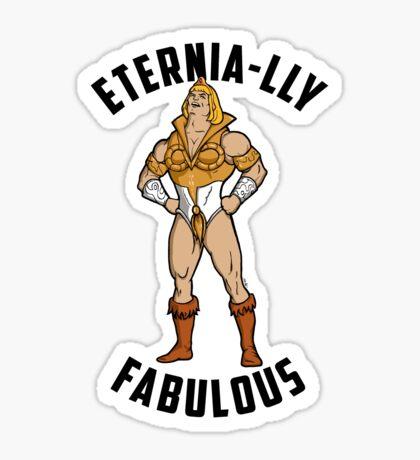 SHE-MAN: Eternia-lly Fabulous Sticker