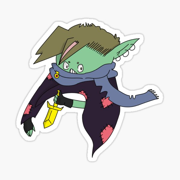 Rouge Wizard Combo   Sticker