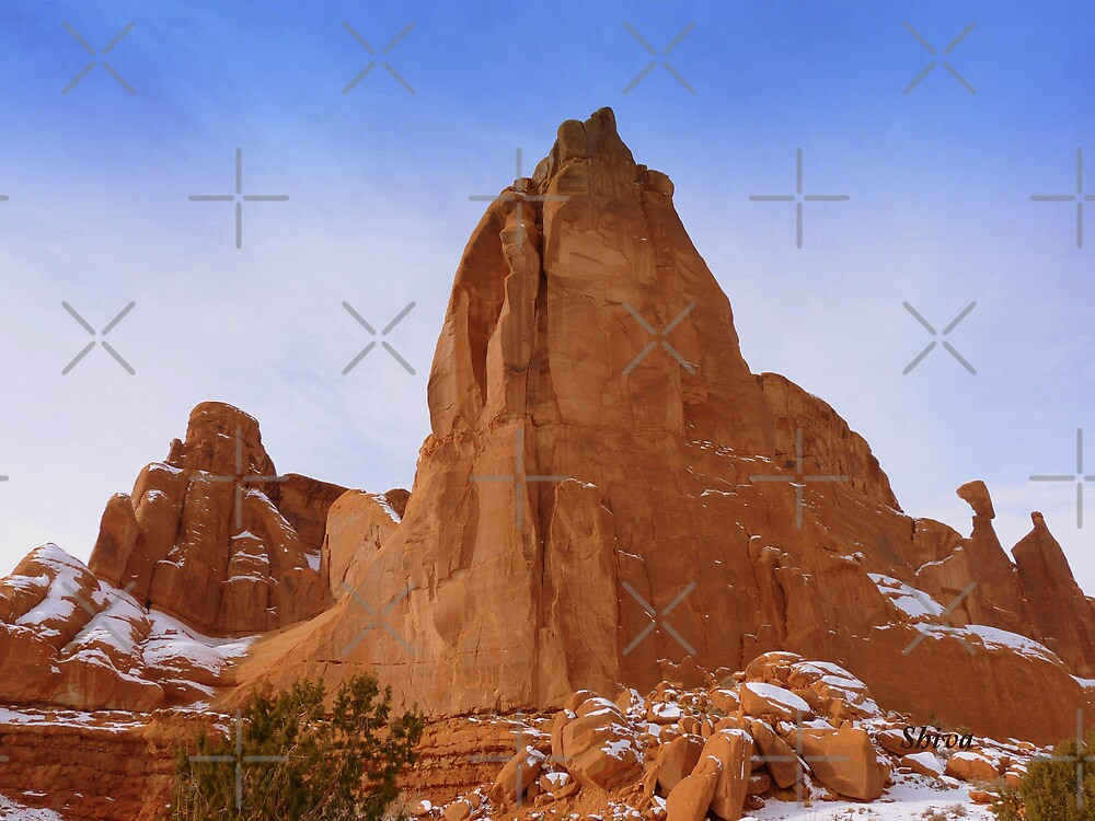 Moab Winter by Shiva77