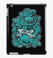 Anchor Roses 100+Views iPad Case/Skin