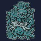 Anchor Roses 100+Views by SmittyArt