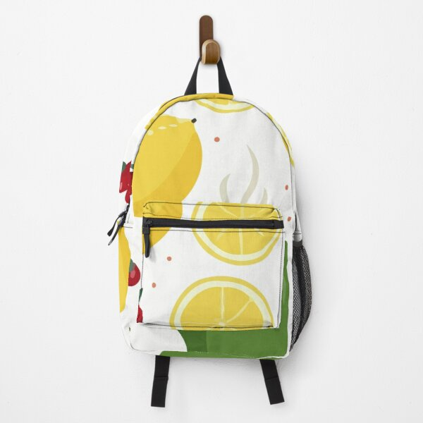 Tea citrus fruits Backpack