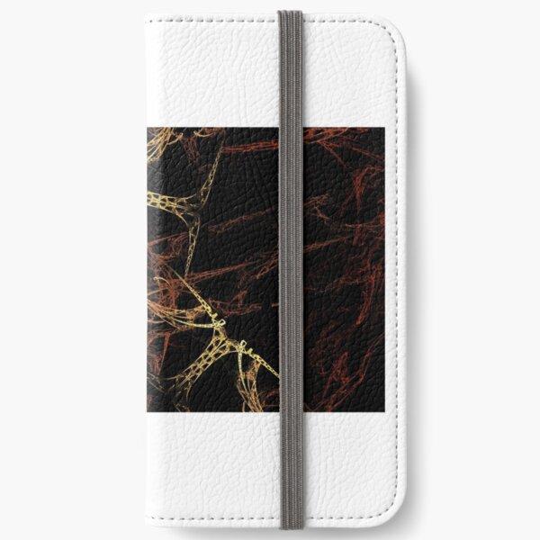 fractal design iPhone Wallet