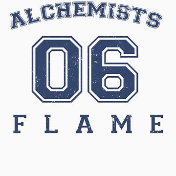 Flame Alchemist #06 by drfrankensara