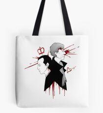 BBC Sherlock - The Reichenbach Fall Tote Bag