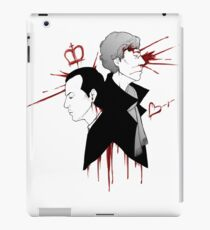 BBC Sherlock - The Reichenbach Fall iPad Case/Skin