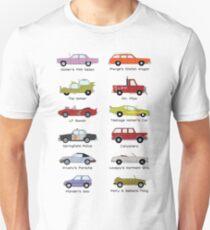 Simpsons Cars T-Shirt
