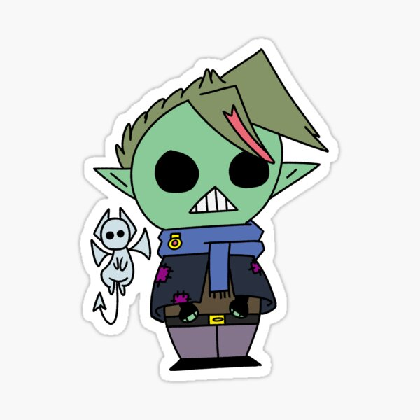 goblin boi  Sticker