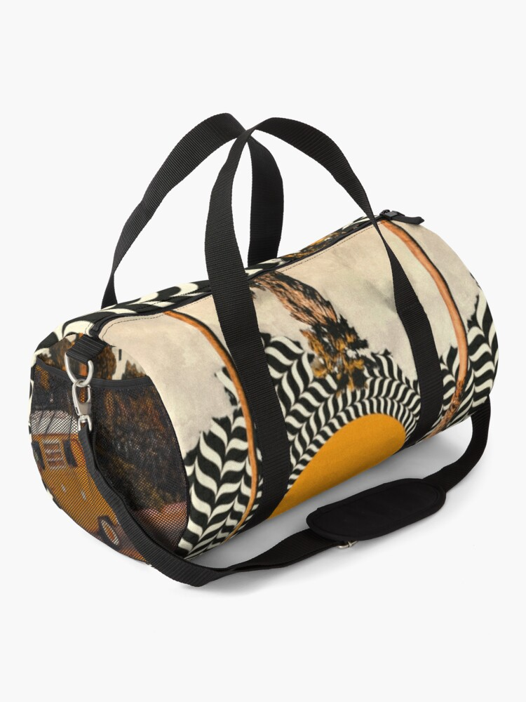 Alternate view of Illusionary Holiday Duffle Bag