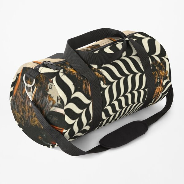 Illusionary Holiday Duffle Bag